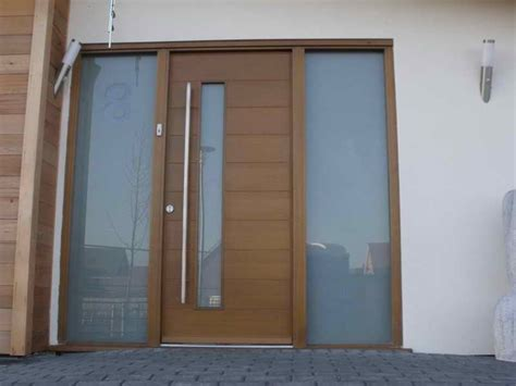 Front Doors Modern Modern Front Doors With Sidelights The Choosing Pertaining To Plan 16 Savitatruth