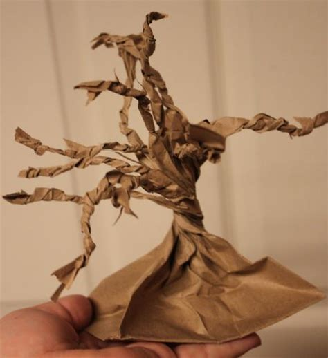 Paper Bag Tree Craft - 17 best images about autumn fall activities on