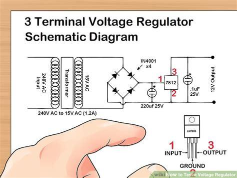 fantastic alternator ic regulator diagram gallery