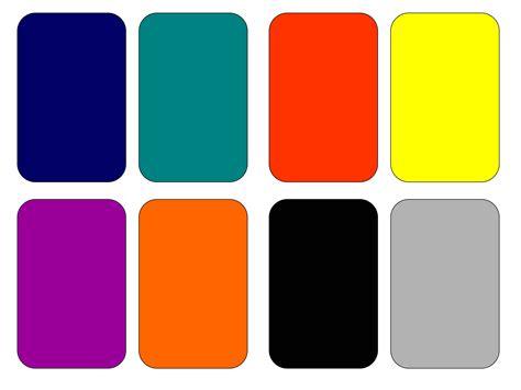 test dei colori di luscher test di max luscher il significato degli 8 colori