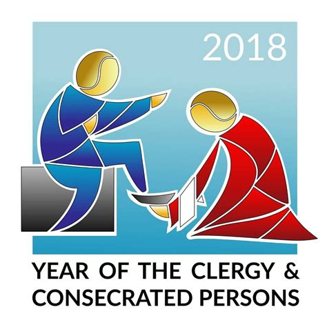 The Official Logo Explanation Year Of The Clergy And The