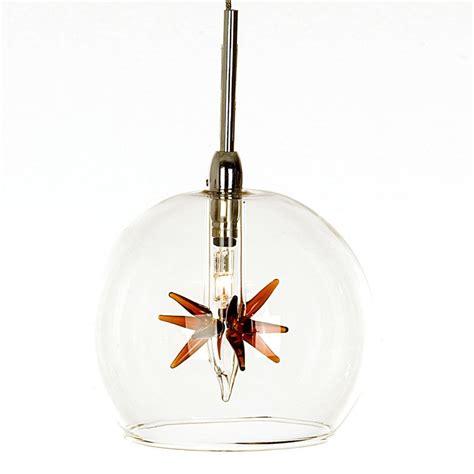 Starburst Pendant Light Et2 E20108 25 Starburst 1 Light Mini Pendant With Small Canopy Bulb Included