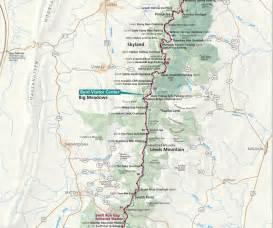 appalachian trail map pdf maps shenandoah national park u s national park service