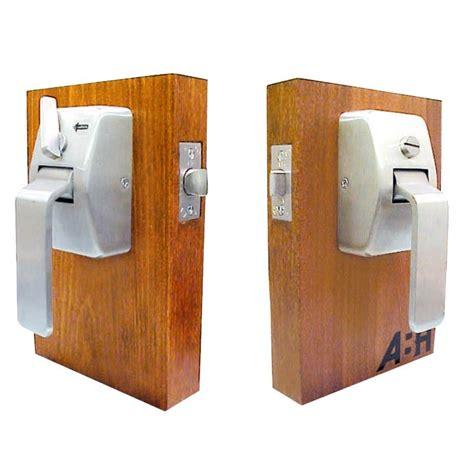 Pedestal Mailbox Abh Hardware 6700 Series Push Pull Trim For Mortise Locks
