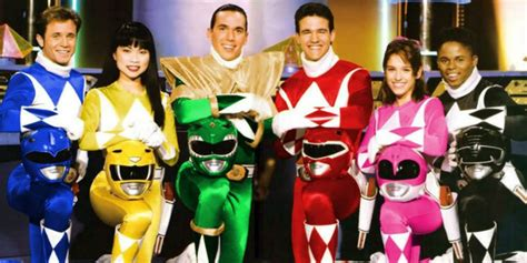 new power v4100 oryginal the power rangers will use the original characters
