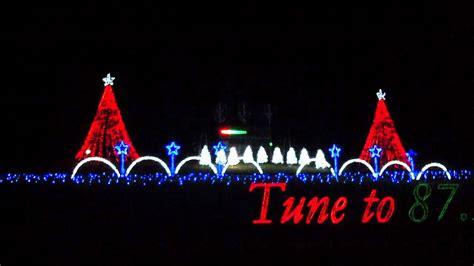 fond du lac wisconsin christmas lights show 2011 to tso