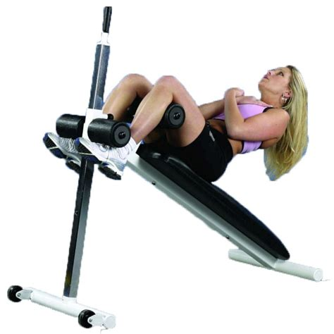 pro maxima fw  adjustable abdominal bench power systems