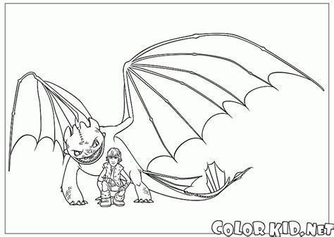dibujos para pintar de c mo entrenar a tu drag n dibujo para colorear c 243 mo entrenar a tu drag 243 n