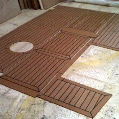 synthetic teak decking for boats synthetic teak decking for boats decking installation