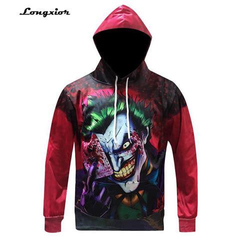 Sweater Squad Joker buy wholesale joker hoodies from china joker hoodies wholesalers aliexpress