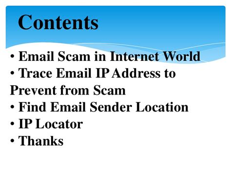 Email Ip Address How To Trace Email Ip Address