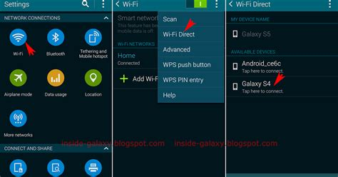 android wifi direct inside galaxy samsung galaxy s5 how to transfer files using wi fi direct in android 4 4 2 kitkat