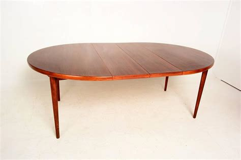 swedish oval dining table scandinavian modern for sale at