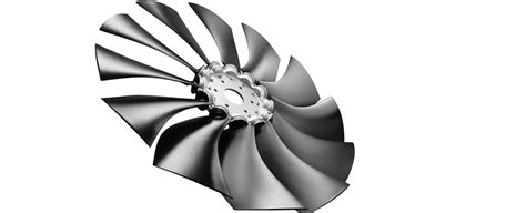 multi wing fan blades axial fans multi wing