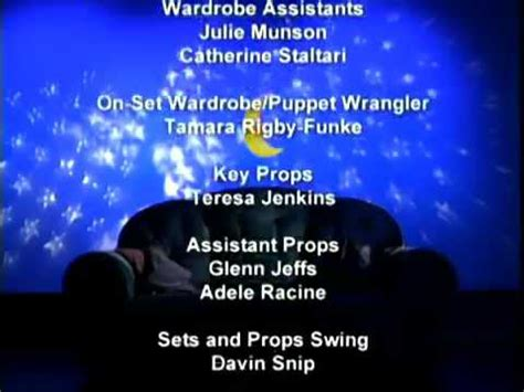 big comfy couch credits the big comfy couch end credits youtube