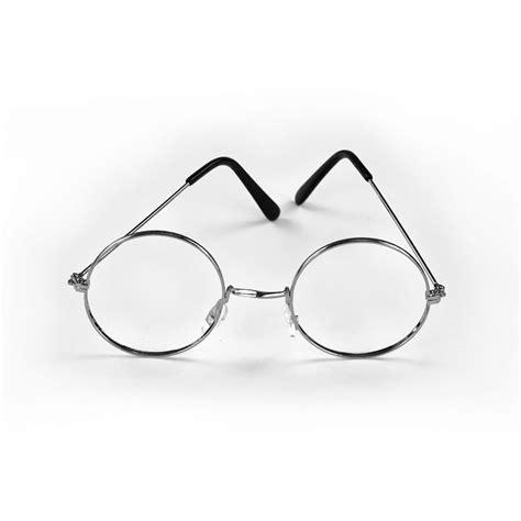 brille ohne gestell brille rund oma opa ohne gl 228 ser verkleiden weihnachtsmann
