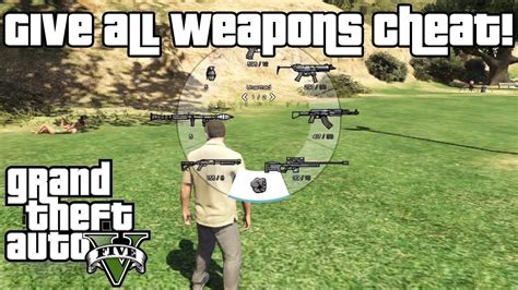 gta 5 all weapons gta 5 cheats for xbox every cheat included gamozap