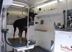 Mobile Pet Grooming Pet Grooming Vans Autos Post
