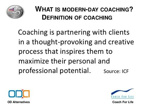 meaning of couching nhrdn vls on modern day coaching