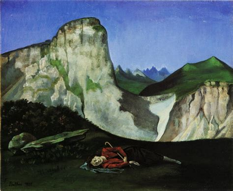 Room Decoration Crafts - epph balthus the mountain 1937 part 1