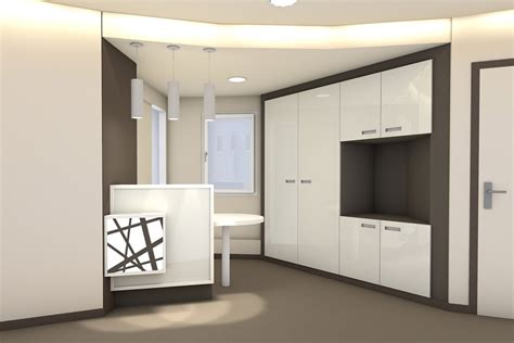Creation Cabinet by Creation Cabinet Dermatologie Magand Copernic Architectes