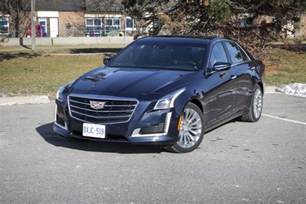 Awd Cadillac Cts 2016 Cadillac Cts 3 6l Premium Awd Autos Ca