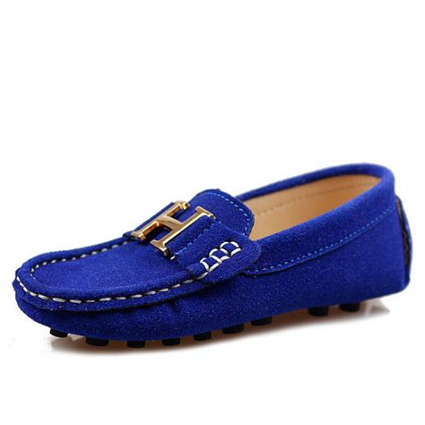 sneakers for boys 2015 children leather casual shoes fashion moccasins boat
