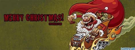 crazy santa facebook cover timeline photo banner  fb