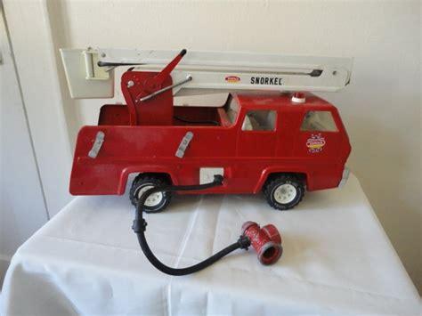 tonka fire truck toy vintage tonka fire truck vintage toys pinterest