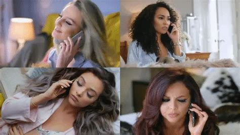 download hair by little mix music video four way call gif by little mix find share