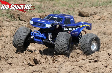 biggest bigfoot monster truck traxxas bigfoot monster truck review 171 big squid rc rc