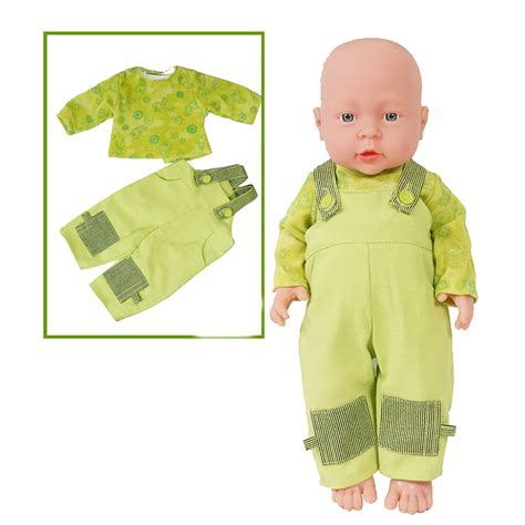 New Dress Baby Dolls High Quality new arrival 16 style jumpsuits for 16 inches reborn doll clothes high quality baby wear dress as