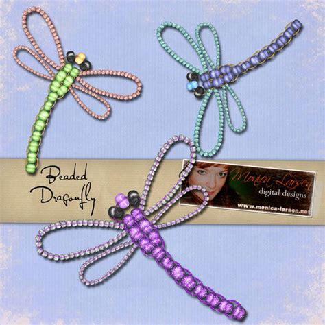 beaded dragonfly beaded dragonfly dragonflies made