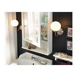 ikea badezimmer schrank hemnes hemnes spiegelschrank 1 t 252 r wei 223 t 252 ren wei 223 hemnes und