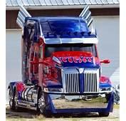 Transformers 4 Age Of Extinction Optimus Prime Truck