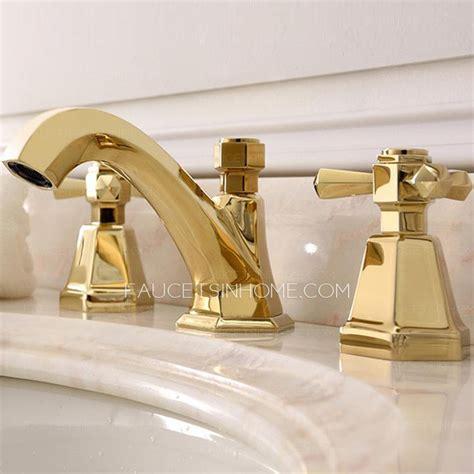 antique brass bathroom faucets widespread brass bathroom faucets widespread my web value