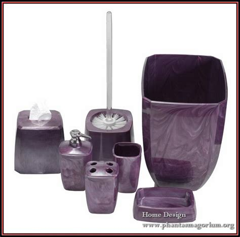 plum bathroom accessories set plum bathroom accessories home design