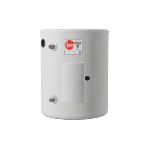 Review of Rheem 81VP20S, 20 Gallon Point of Use Water Heater