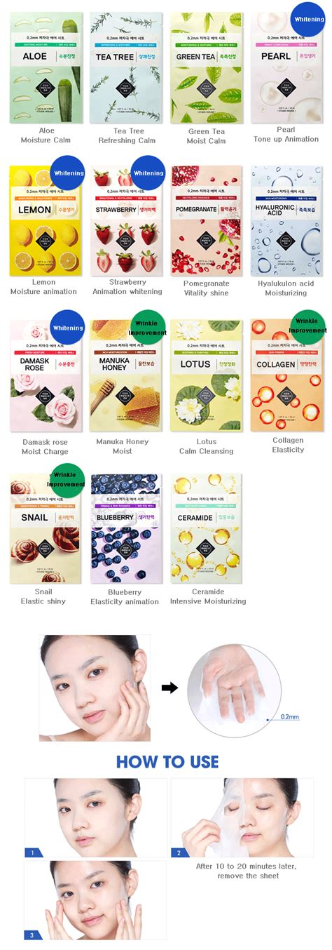 Etudehouse 02mm Therapy Air Mask Etudehouse 0 2 Therapy Air Mask Ibuybeauti