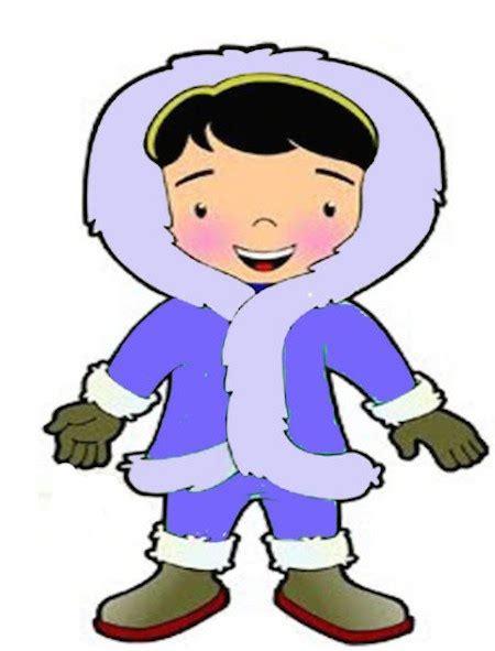 eskimo clipart eskimo clipart winter kid pencil and in color eskimo