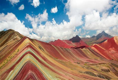 the colors of the mountain cusco southamericaplanet