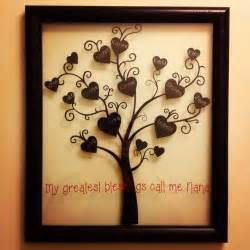Family Gift Ideas family tree mother s day gift idea silhouette homemade gift ideas