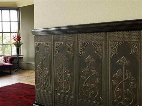 Wallpaper That Looks Like Wainscoting by Walls 187 Simple Ways To Install Faux Wainscoting Wallpaper