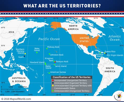 50 U S States And Territories what are the us territories answers