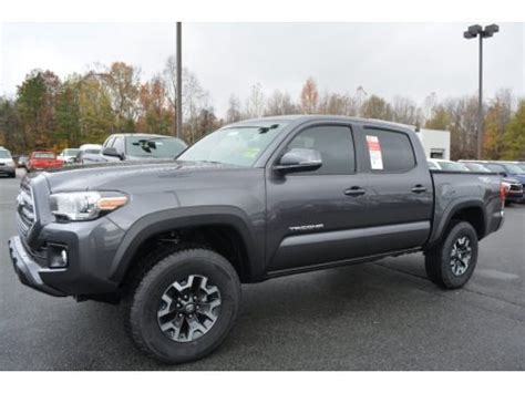 2016 Toyota Tacoma Specifications 2016 Toyota Tacoma Data Info And Specs Gtcarlot