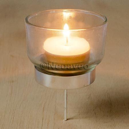teelicht kerzenhalter adventskranz glas adventskranz kerzenhalter silber f 252 r teelicht