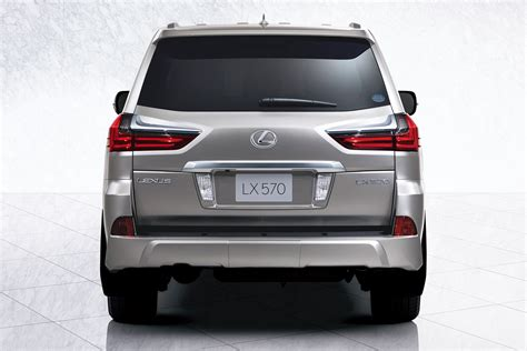 lexus japan japan gets a facelifted lexus lx 570 as well 34 photos