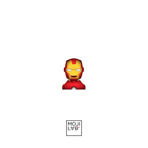 iron man emoji mojilabcom ironman robertdowneyjr