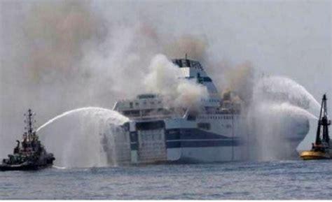 come entrare nella capitaneria di porto in fiamme traghetto nel porto di palermo stretto web