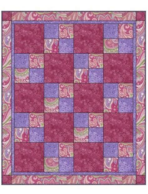 free printable quilt patterns for beginners sew quick 3 yard quilt 091124 b quilt ideas pinterest